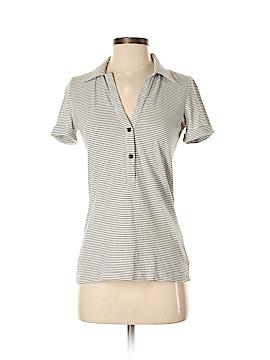 Frame Shirt London Los Angeles Short Sleeve Polo Size S