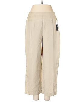 Pantology Linen Pants Size 8