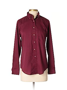 Edward Long Sleeve Button-Down Shirt Size XS