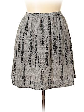 Eileen Fisher Silk Skirt Size L