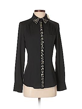 Arden B. Long Sleeve Blouse Size XS