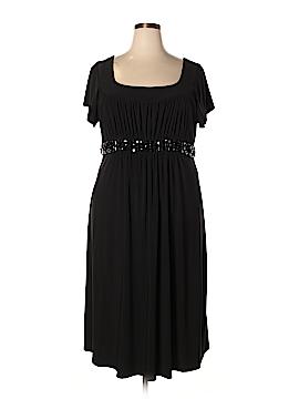 Bisou Bisou Casual Dress Size 24 (Plus)