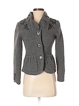Icelandic Design Wool Coat Size S