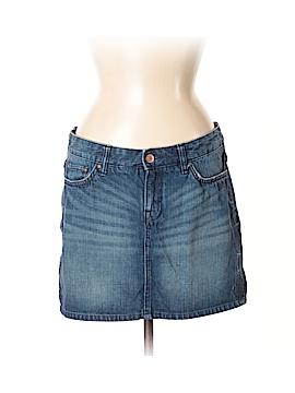 H&M L.O.G.G. Denim Skirt Size 8