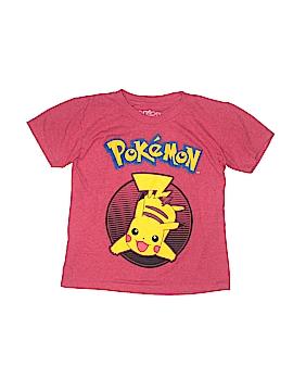 Pokemon Short Sleeve T-Shirt Size X-Small  (Kids)
