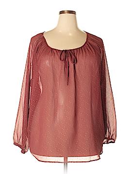 LYS Long Sleeve Blouse Size 2X (Plus)