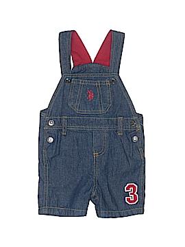 U.S. Polo Assn. Overall Shorts Size 6-9 mo