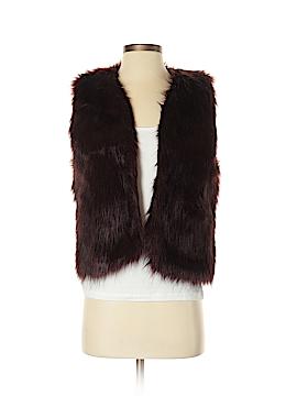 Ruff Hewn Faux Fur Vest Size XS