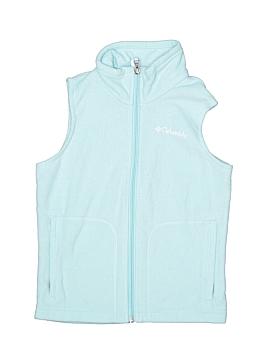 Columbia Vest Size 8