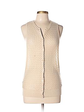 Max Azria Silk Cardigan Size L