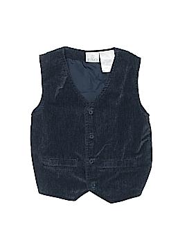 F.A.O Schwarz Tuxedo Vest Size 18 mo