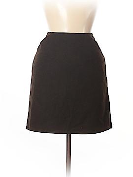 Emporio Armani Wool Skirt Size 6