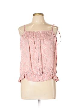 Gap Sleeveless Silk Top Size L