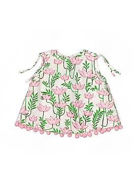 Jeanine Johnsen Sleeveless Blouse Size 3-6 mo
