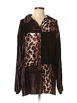 Ashley Stewart Long Sleeve Blouse Size 22 - 24 (Plus)