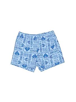 Superman Khaki Shorts Size 3-6 mo
