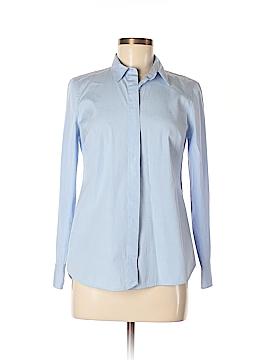 J. Crew Long Sleeve Button-Down Shirt Size 6 (Petite)