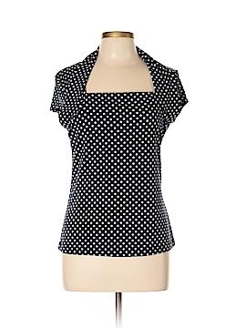 B. Moss Short Sleeve Top Size L