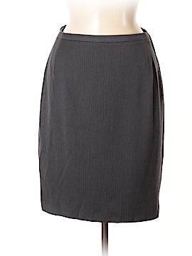 Giorgio Armani Wool Skirt Size 14