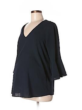 Jules & Jim 3/4 Sleeve Blouse Size M (Maternity)