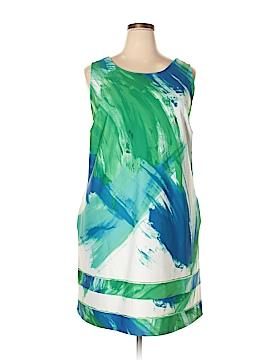 Julia Jordan Casual Dress Size 24 (Plus)