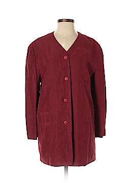 Adrienne Vittadini Silk Blazer Size S