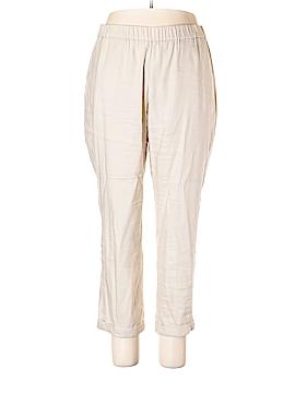 J.jill Linen Pants Size L