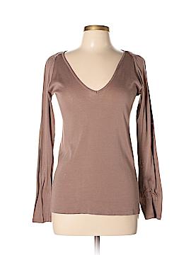 Vanessa Bruno Long Sleeve T-Shirt Size Lg (3)