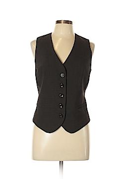 Body By Victoria Tuxedo Vest Size 10