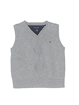 Tommy Hilfiger Sweater Vest Size 2T