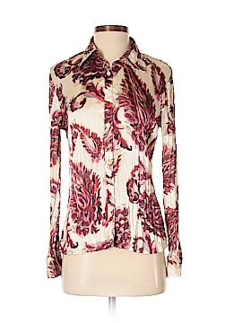 Dana Buchman Long Sleeve Blouse Size 4