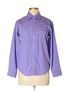 Dockers Long Sleeve Button-Down Shirt Size 16