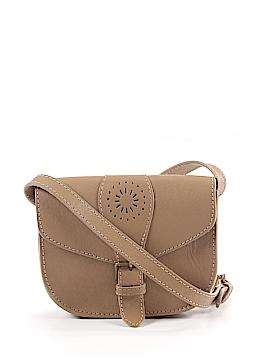 ALTERNATIVE Leather Crossbody Bag One Size