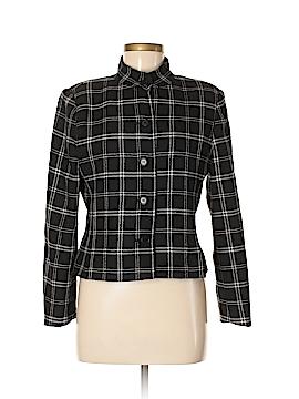 Petite Sophisticate Wool Blazer Size 6