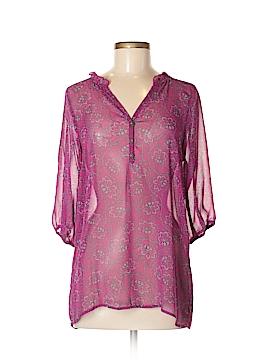 Dina Be 3/4 Sleeve Blouse Size M