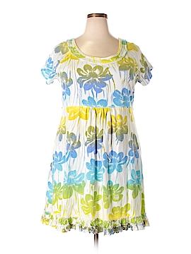 Fresh Produce Casual Dress Size 1X (Plus)
