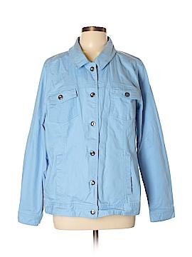 D&Co. Long Sleeve Button-Down Shirt Size XL