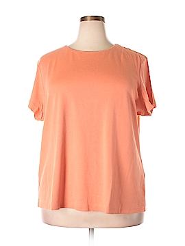 Merona Short Sleeve T-Shirt Size 3X (Plus)