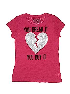 Rocker girl Short Sleeve T-Shirt Size X-Large (Youth)