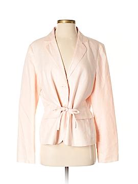 Merona Silk Blazer Size M