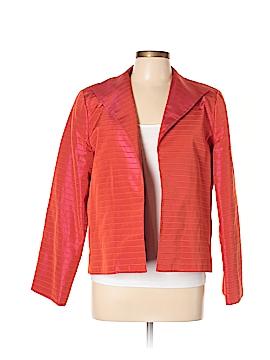 Nina Mclemore Silk Blazer Size 12