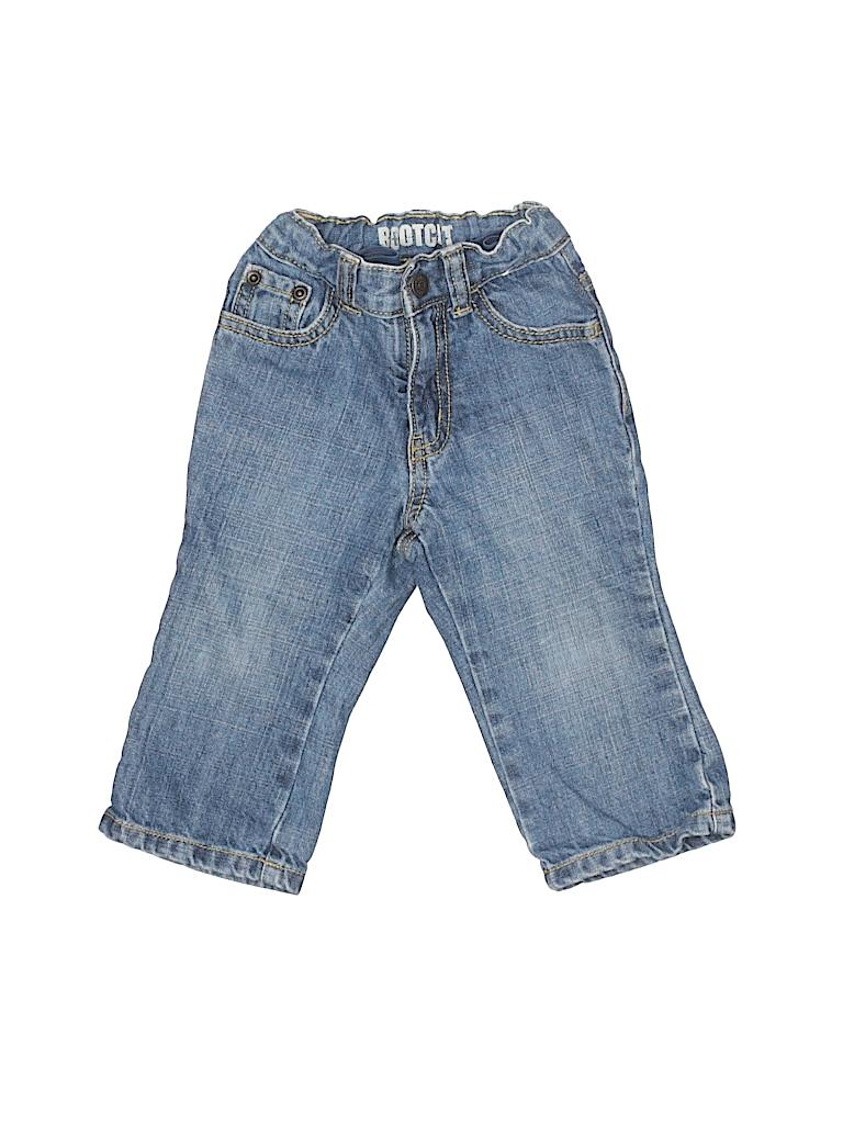 Gymboree Boys Jeans Size 12-18 mo