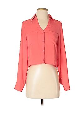 Express Long Sleeve Blouse Size XS