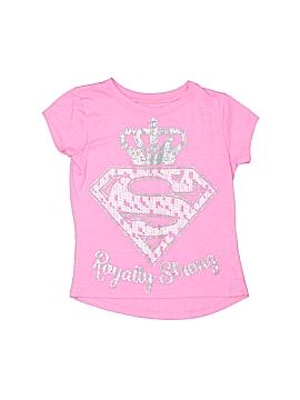 Super Girl Short Sleeve T-Shirt Size 4