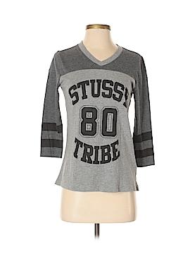 Stussy 3/4 Sleeve T-Shirt Size S