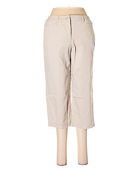 Briggs New York Khakis Size 8 (Petite)