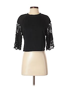 Eri + Ali 3/4 Sleeve Top Size XS