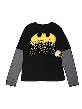 Batman Long Sleeve T-Shirt Size 14 - 16