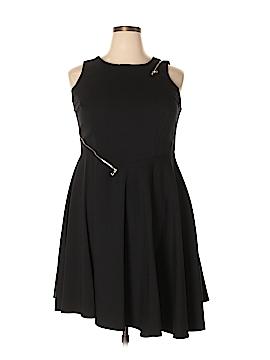ABS Allen Schwartz Casual Dress Size 1X (Plus)