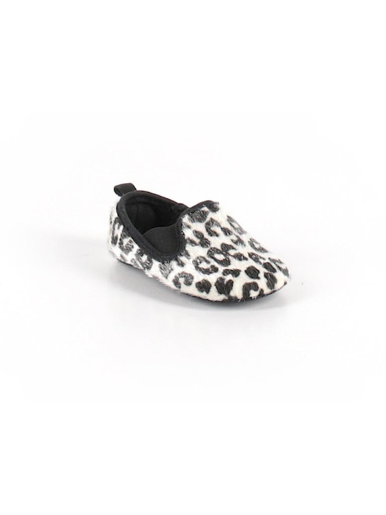 16914f62bd01a Joe Fresh Animal Print Black Flats Size 1 - 53% off